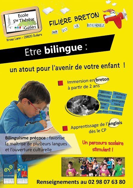Filière bilingue Breton Français